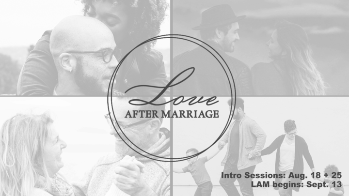 Love After Marriage Course logo image