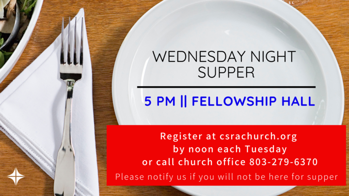 Wednesday Night Supper logo image