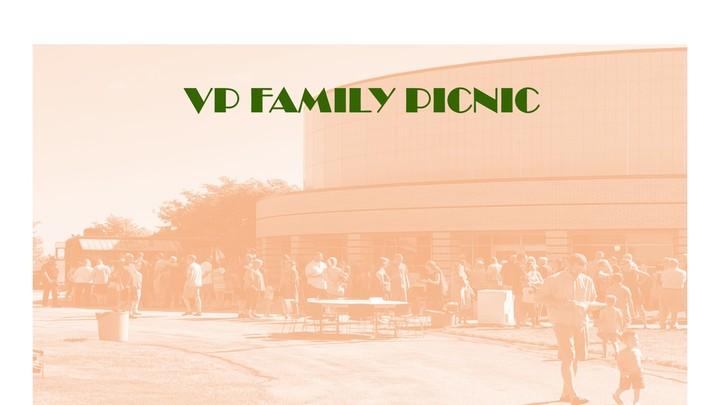 VP Family Picnic logo image
