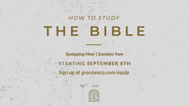 How To Study The Bible logo image