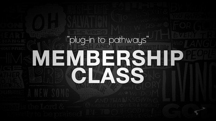 Sevierville Campus - Plug into Pathways (membership) Class logo image