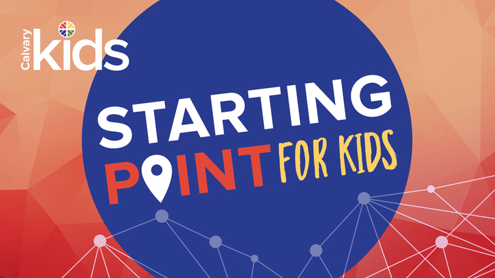 Starting Point for Kids - Fall 2019 logo image