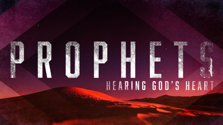 The Prophets: Hearing God's Heart - Central Institute logo image