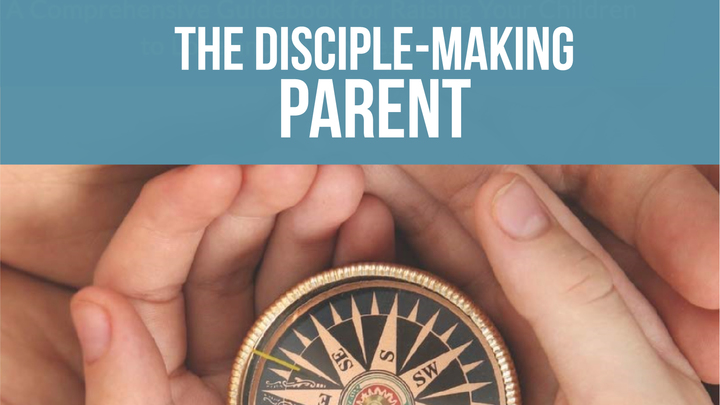 The Disciple-Making Parent Conference logo image