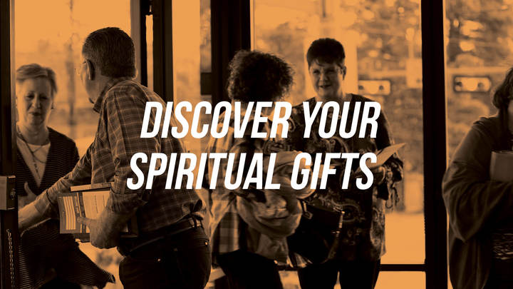 Discover Your Spiritual Gifts March 2020 logo image