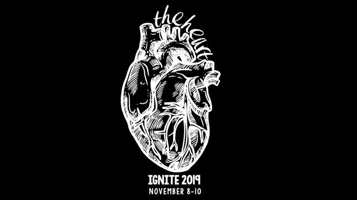 IGNITE 2019 logo image