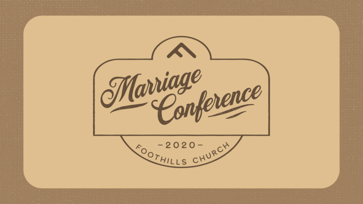 2020 FC Marriage Conference  logo image