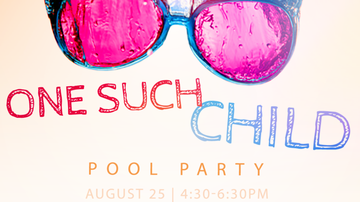 One Such Child Pool Party logo image