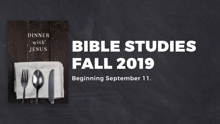 Men's Connect Bible Study - Fall 2019 logo image