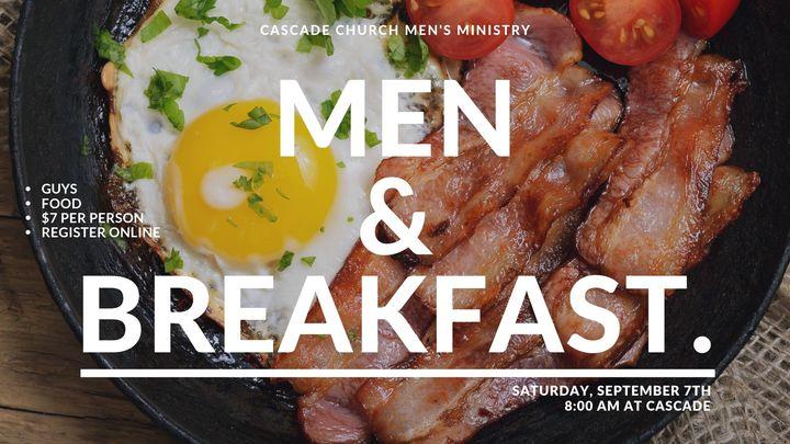 Men & Breakfast logo image
