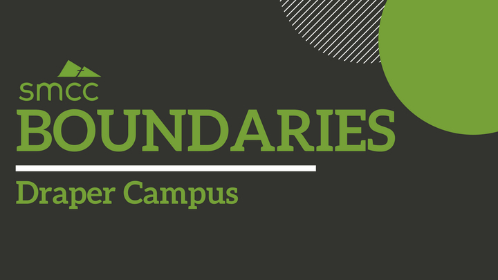Boundaries | Draper logo image