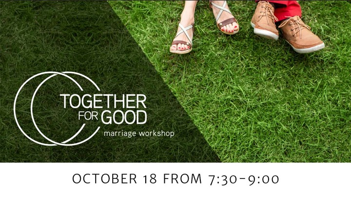 Together for Good—Strengthen your Marriage Series logo image