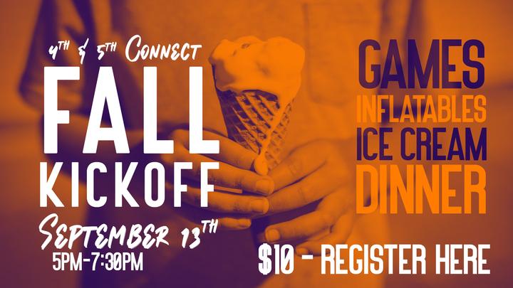 4th & 5th Connect - Fall Kickoff logo image