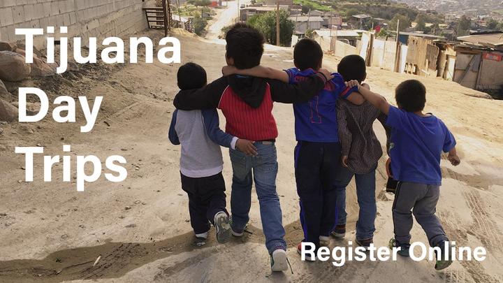 Tijuana Day Trip : Saturday, September 21 logo image