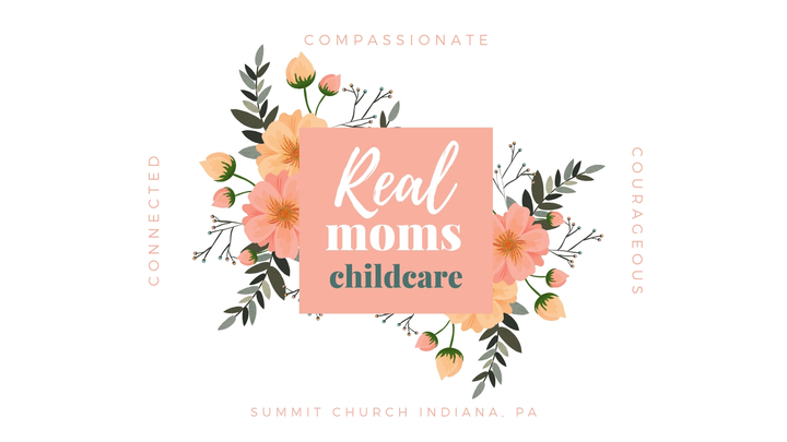 Real Moms Childcare Registration logo image