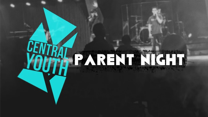 Central Youth Parent Night logo image