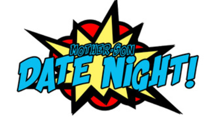 Mother Son Date  Night logo image