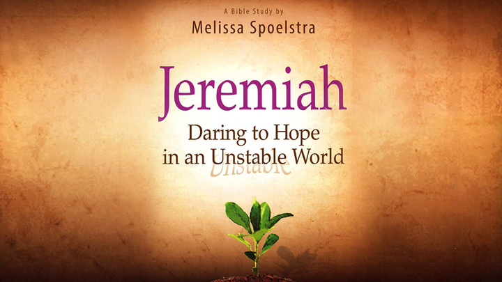 Tuesday AM Women's Bible Study - Jeremiah: Daring to Hope in an Unstable World (fund 510) logo image