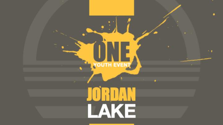 Jordan Lake - ONE CANCELLED due to weather logo image