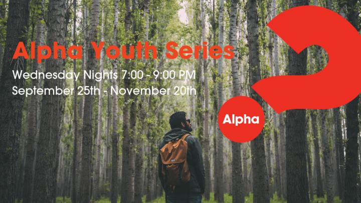 Alpha Youth Series logo image