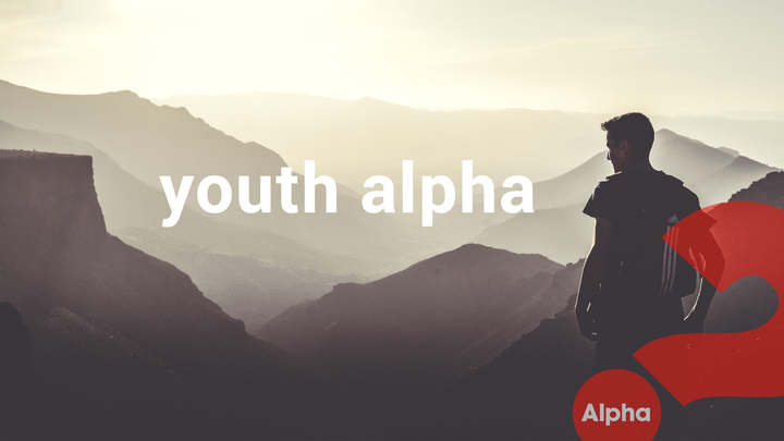Alpha Course - Youth logo image