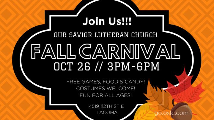 Fall Carnival logo image