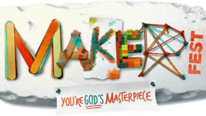MakerFest: You're God's Masterpiece - Family Event   logo image