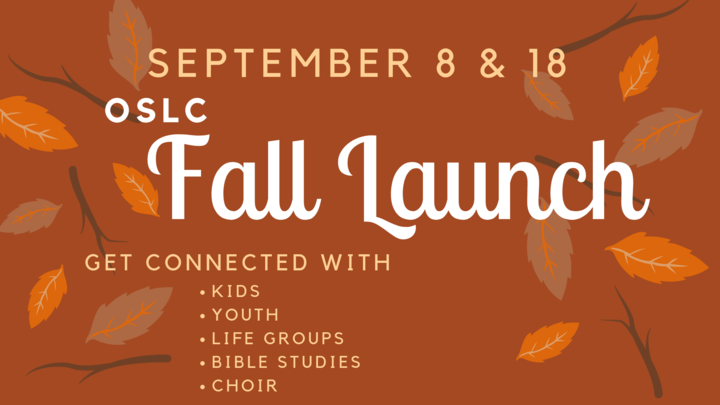 Fall Launch logo image