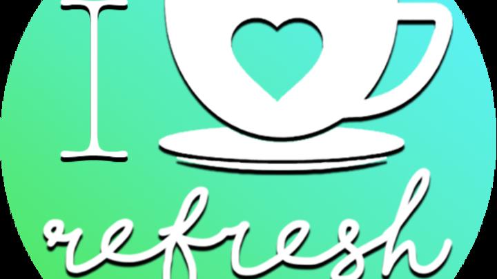 Refresh- Women's Ministry Fall 2019 logo image