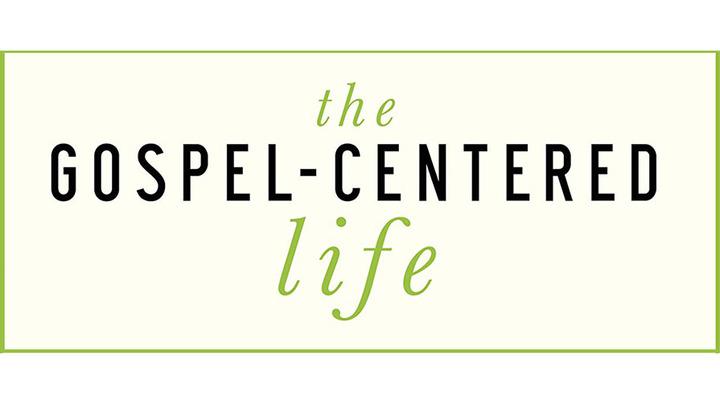 The Gospel-Centered Life  logo image