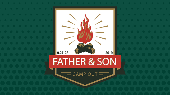 Father Son Camp Out 2019 (7120) logo image