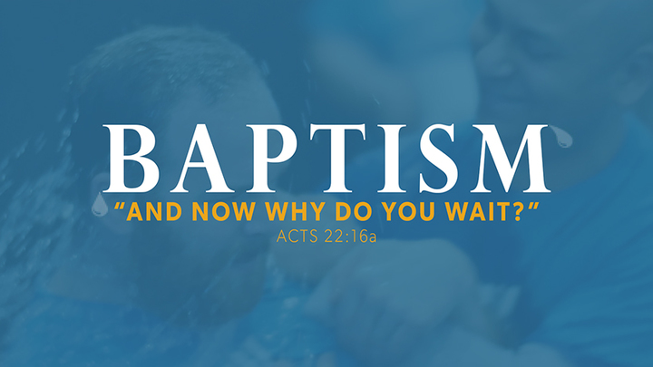 """I Want to be Baptized"" logo image"