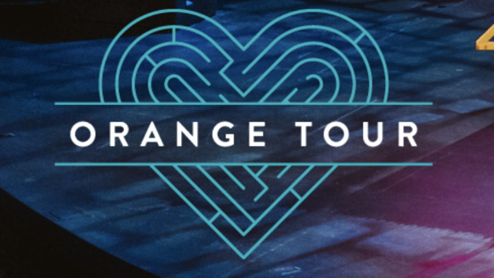 Orange Tour logo image