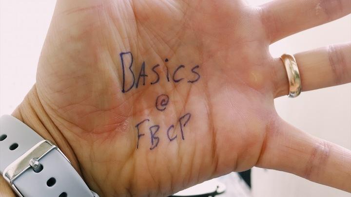 BASICS @ FBCP logo image
