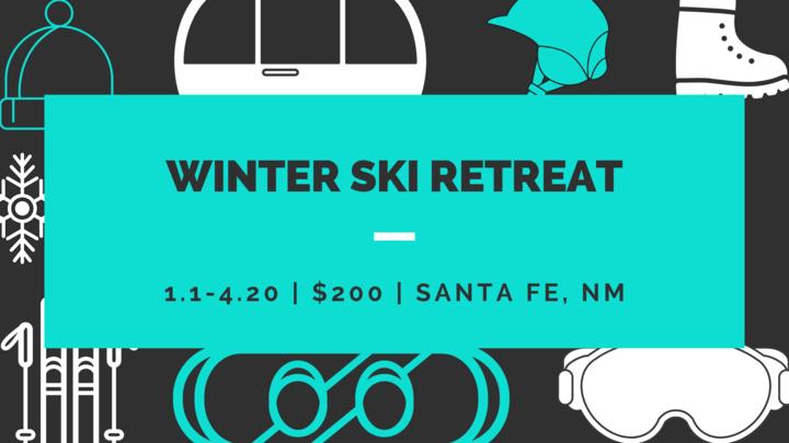 Winter Ski Retreat logo image