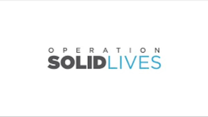 OPERATION SOLID LIVES logo image