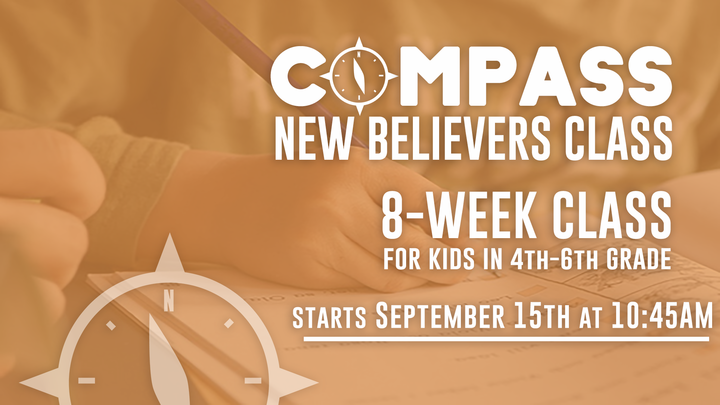 New Believers Compass Class logo image