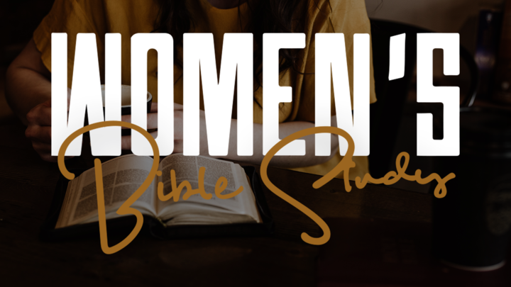 Women's Morning Bible Study logo image