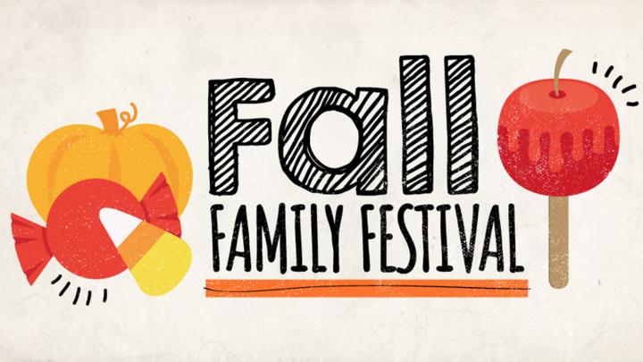 Fall Family Festival logo image
