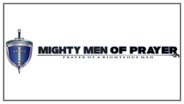 Mighty Men of Prayer logo image