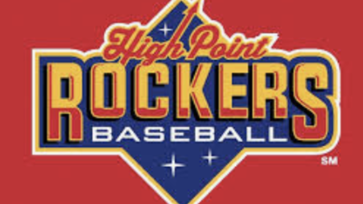 World Relief High Point Rockers Baseball Game logo image