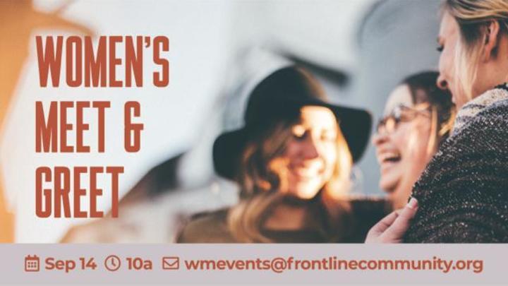 Women's Meet 'n' Greet logo image