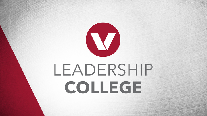 Leadership College Fall Semester 2019 - Monday Nights - Cost is $99 per class. logo image