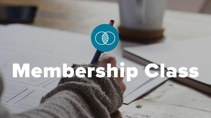 Membership Class (September 2019) logo image