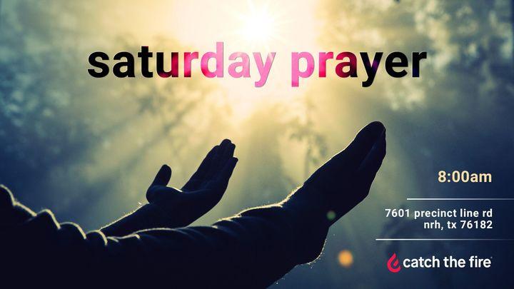 Saturday Morning Prayer logo image