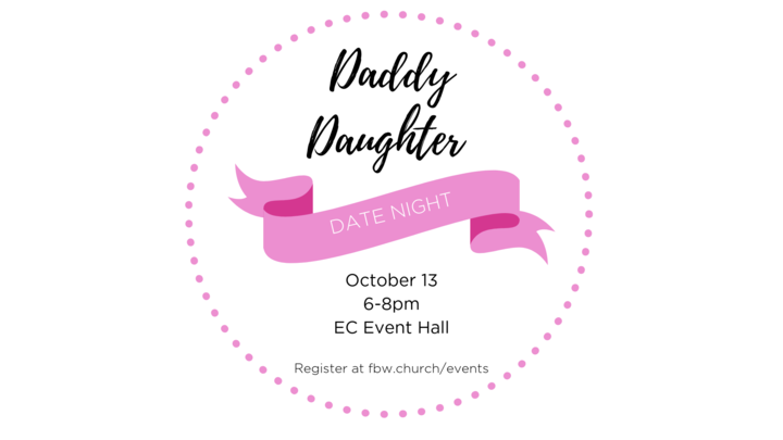 Kids Life & Fifty6 Daddy Daughter Date Night logo image