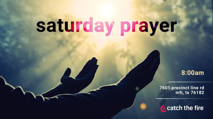 Saturday Morning Prayer logo image