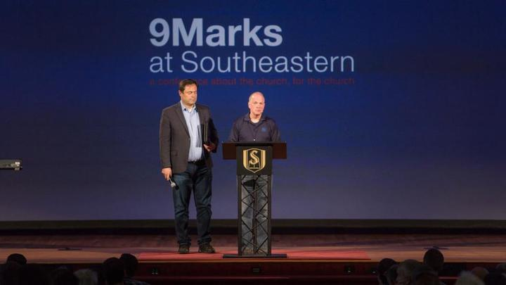 9Marks Conference at Southeastern logo image