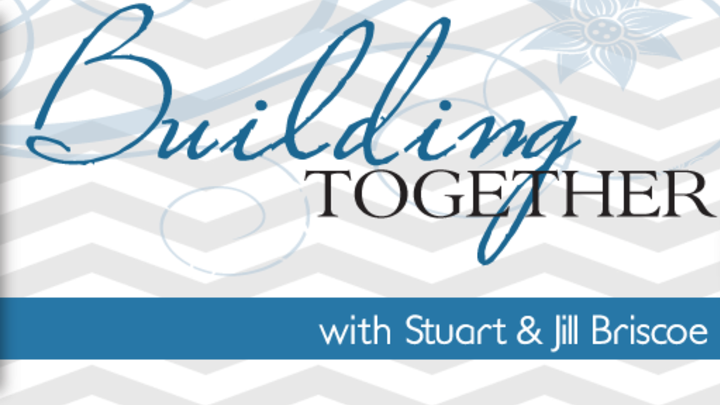 Building Together with Stuart and Jill Briscoe logo image