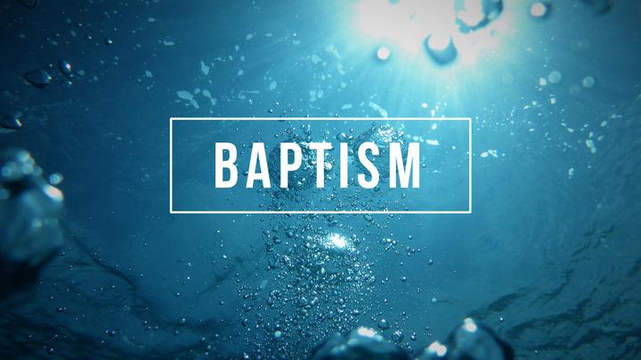 Baptism at Miracle Ranch logo image